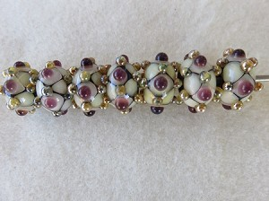 Elegant-Purple ($6.00 Per Bead)