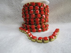 5mm Coral/Raw Cup Chain ($1.00 Per Inch)