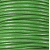 2mm Round Indian Leather-Green ($2.00 per yard)