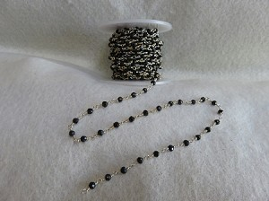 Black Agate-$6.00 a foot