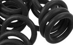 12mm Rubber O-Ring-Black ($.20 each)