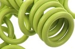 12mm Rubber O-Ring-Chameleon ($.20 each)