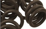 12mm Rubber O-Ring-Dark Brown ($.20 each)