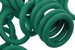 12mm Rubber O-Ring-Kelly Green ($.20 each)