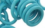 12mm Rubber O-Ring-Sky Blue ($.20 each)