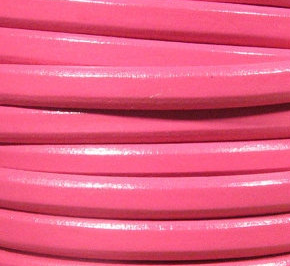 Regaliz Leather Fuchsia ($1.00 per inch)