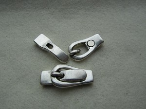5mm Flat- Buckle- Clasp ($12.00 Each)