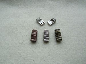 5mm Flat Magnetic Clasp-Dots ($8.00 Each)