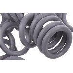 12mm Rubber O-Ring-Charcoal ($.20 each)