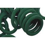 12mm Rubber O-Ring-Forest Green ($.20 each)