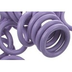 12mm Rubber O-Ring-Periwinkle ($.20 each)